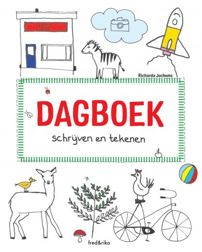 Dagboek cover